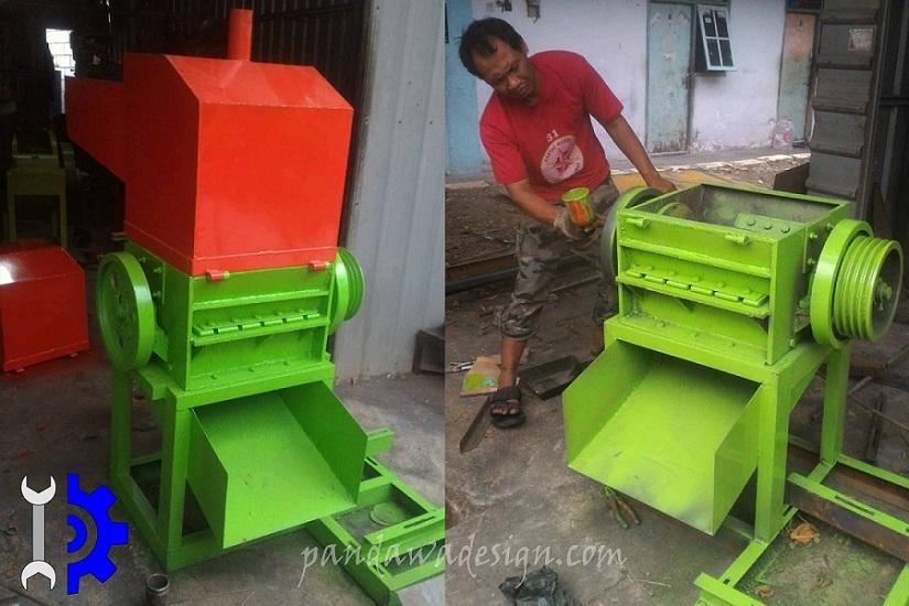 Mesin Pengolah Plastik